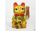 皺金搖手貓 Golden waving cat
