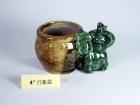 """4"""" 百象盆 Bamboo Pot"""