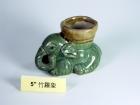 """5"""" 竹籮象 Bamboo Pot"""
