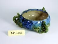 """5"""" 三象盆 Bamboo Pot"""