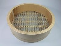 """20"""" 竹蒸籠(高身) Bamboo Steamer(T)"""