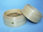 升底竹蒸籠  Bamboo Steamer(H)