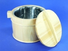 原木味桶 Wooden Bucket