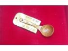 本色老漆日式小號勺 Wooden Spoon