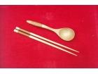 環保漆繞綫套勺 Wooden Spoon Set