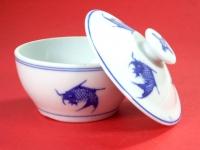 雞盅(藍魚) Chicken Pot