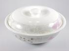 骨瓷汤窝(阳光玫瑰) Bone China Soup Pot W/Lid