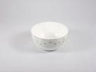 """4.25""""骨瓷韩式碗(阳光玫瑰)Bone China Rice Bowl"""