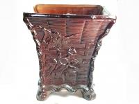 竹编 Clay Pot