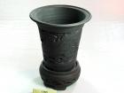 紫托刻龙 Clay Pot