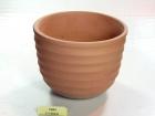 红泥陶缘钵 Clay Pot