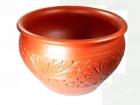 粉黄金鱼缸 Clay Pot