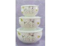囧囧兔密封碗 Ceramic Lunch Box