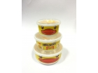 大黃鴨保鲜盖碗 Ceramic Lunch Box