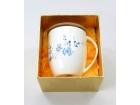 強化骨瓷杯(優雅貴族) Bone China Cup W/Lid
