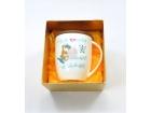 強化骨瓷杯(抱抱熊) Bone China Cup W/Lid