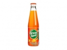 綠點橙子汽水 Green Spot Orange Flavour Drinks - Glass
