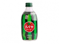 日本碳酸汽水西瓜味 T- Watermelon Flavour Carbonated Drink (Glass)