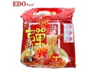 江戶非油炸拉麵- 辣味 EDO Noodles - Spicy