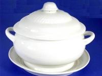 佛跳墻(強化瓷) Soup Bowl W/Cover