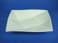 九格盤(強化瓷) Net Pattern Plate
