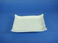 手巾碟(強化瓷) Regtangular Plate