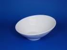 """10"""" 圓形斜底碗(強化瓷) Oblique Bowl"""
