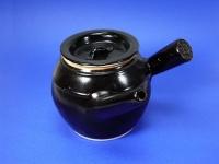 黑釉茶煲 Gallipot