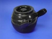 高耐黑金钢茶煲 Durable Gallipot