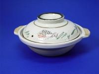 M型 耐高温浅砂鍋 Earthen Pot
