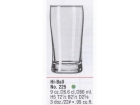 No. 225 9oz Hi-ball Glass