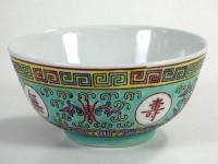 企口碗(粉彩) Rice Bowl