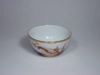 """4.5"""" 企口碗(金龍鳳) Rice Bowl"""