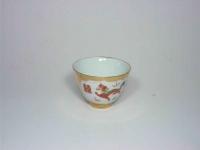 """3"""" 厚工中杯(金龍鳳) Tea Cup"""