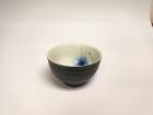 """4.5"""" 横纹深碗(赤流)  Rice Bowl"""