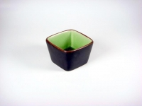 "3"" 方盅(日式色釉) Rectangular Sauce Bowl"