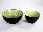 羅紋碗(日式色釉) Rice Bowl