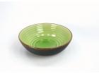 羅紋面碗 (日式色釉) Rice Bowl