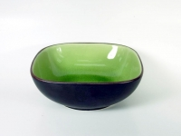 "7.8"" 圓角方碗 (日式色釉) Square Bowl"