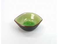"""4.5""""桃形碗 (日式色釉) Sauce Bowl"""