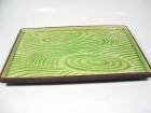 """12"""" 長方木紋盤 Rectangular Plate"""