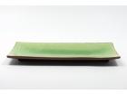 長方水紋盤 (日式色釉) Rectangular Plate