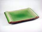 """9.5"""" 大書盤(日式色釉) Book Shape Plate"""