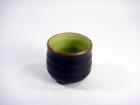 羅紋大肚杯(日式色釉) Tea Cup