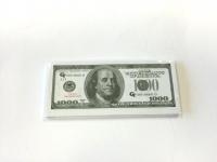 一千圓雙色美金 Hades Paper