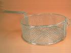 圓形炸籃 Round fryer basket