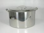 矮湯桶 S/S cooking pot with cover(short)