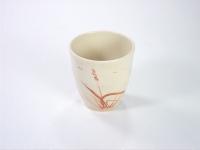 秋草日式波浪紋茶杯 JP Tea Cup(Wave)