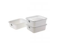 0061方盤連蓋 Plastic Basin W/Lid