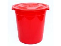 桶連蓋 Plastic Bucket w/Lid